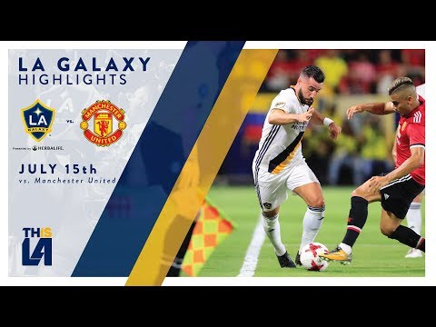 HIGHLIGHTS: LA Galaxy vs. Manchester United | July 15, 2017