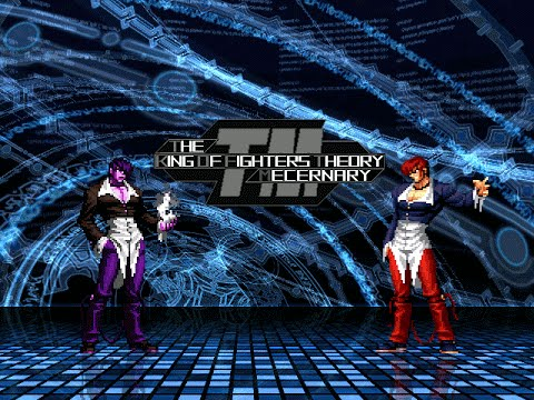 [KOF TM] Nightmare Iori VS. Iori Yagami ( Match 1 )