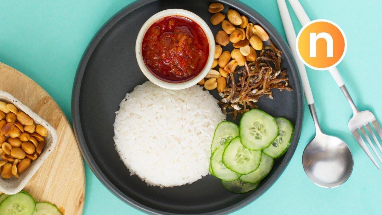 how to cook nyonya nasi lemak