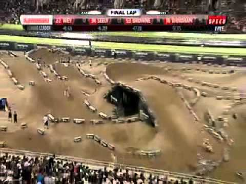 2011 Monster Energy Cup from Las Vegas part 2