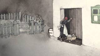 Rödluvan och Vargen, en saga för barn.mov
