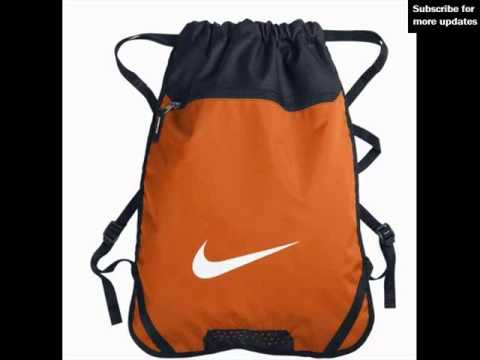 Backpacks | Drawstring Backpack Collection - YouTube
