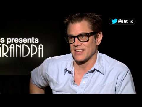 Johnny Knoxville tells us why he almost didn't make it out of 'Bad Grandpa' alive