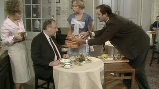 A Biscuit with Your Rat? | Fawlty Towers | BBC Comedy Greats