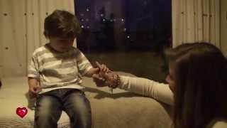 """Documental """"Los niños de rubí: el síndrome de Rubinstein-Taybi en Chile"""""""