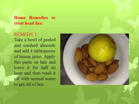 home remedies to treat head lice - youtube, Skeleton