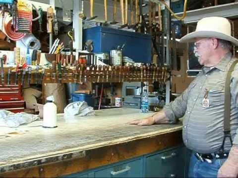 Saddle Making School - Pete's Custom Saddlery