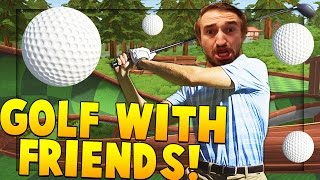 CLOSEST ROUNDS EVER!? - GOLF WITH FRIENDS!