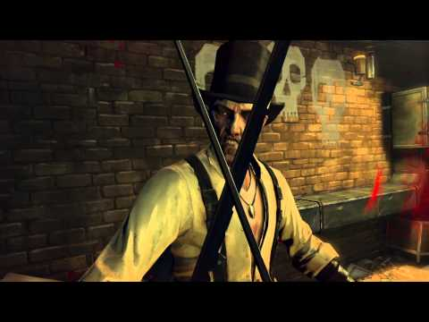 Dishonored: The Knife of Dunwall DLC trailer gives the story a new perspective