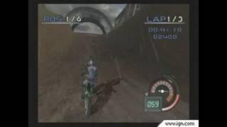 SX Superstar GameCube Gameplay - E3 2003 SX Superstar