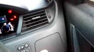 Toyota Will VS контроллер складывания зеркал