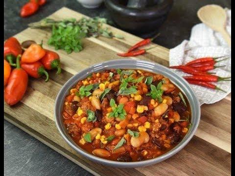 Chili Con Carne Schritt Für Schritt