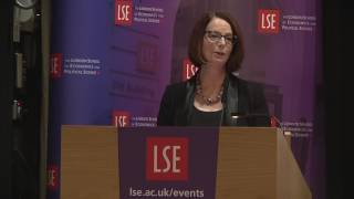 LSE Events | Julia Gillard | Education for All: meeting the challenges of the 21st century thumbnail