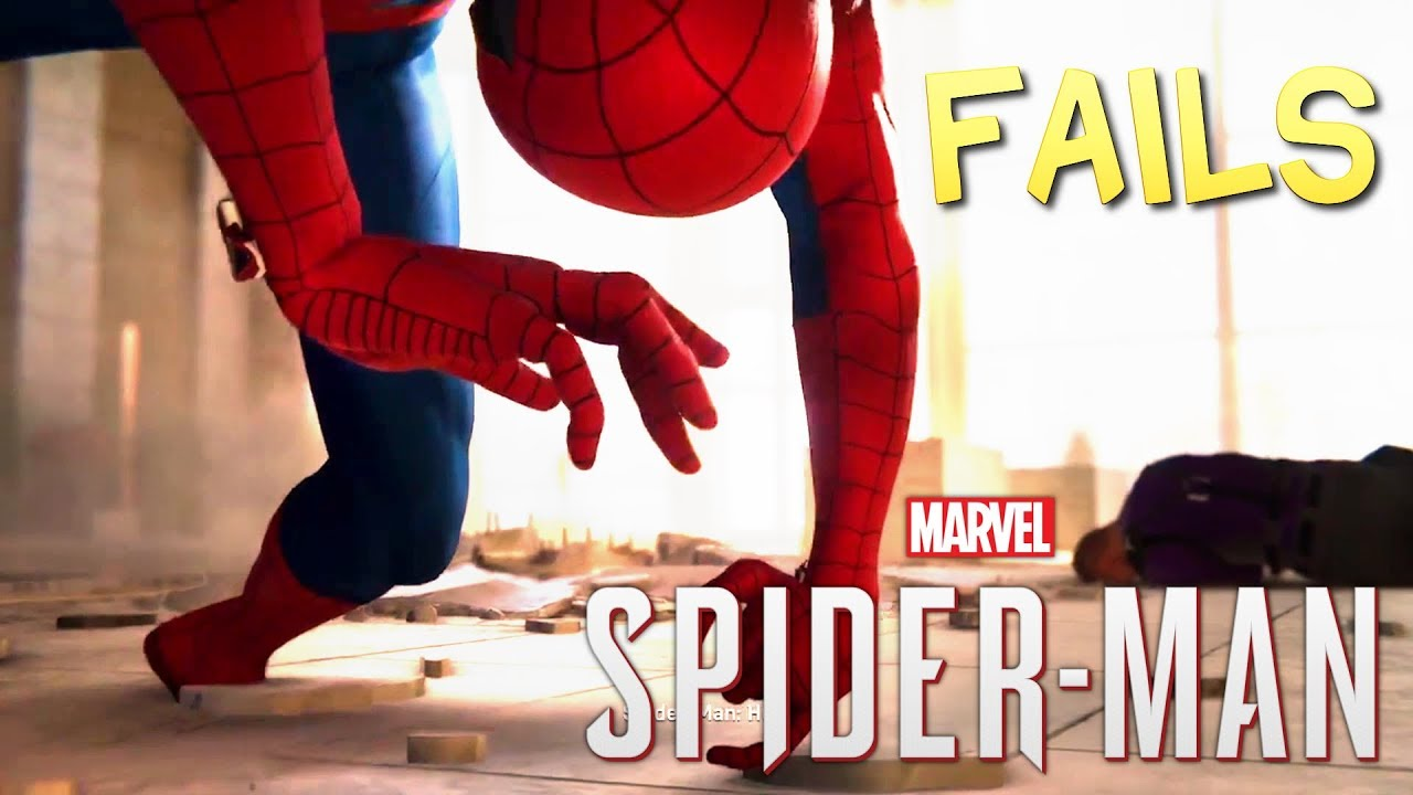 Image result for spider man fail