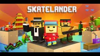 Skatelander - Endless Arcade Skateboarding