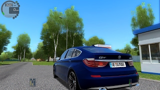 City Car Driving 1.5.3 BMW 550i GT TrackIR 4 Pro [1080P]