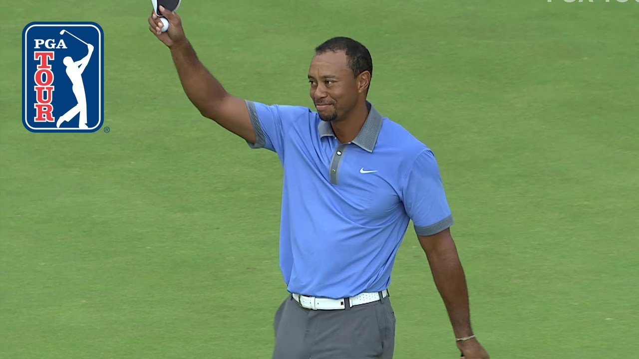 Tiger Woods' best shots of the decade: 2010-19 (non-majors) - YouTube