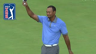 Tiger Woods' Best Shots Of The Decade: 2010-19  Non-majors