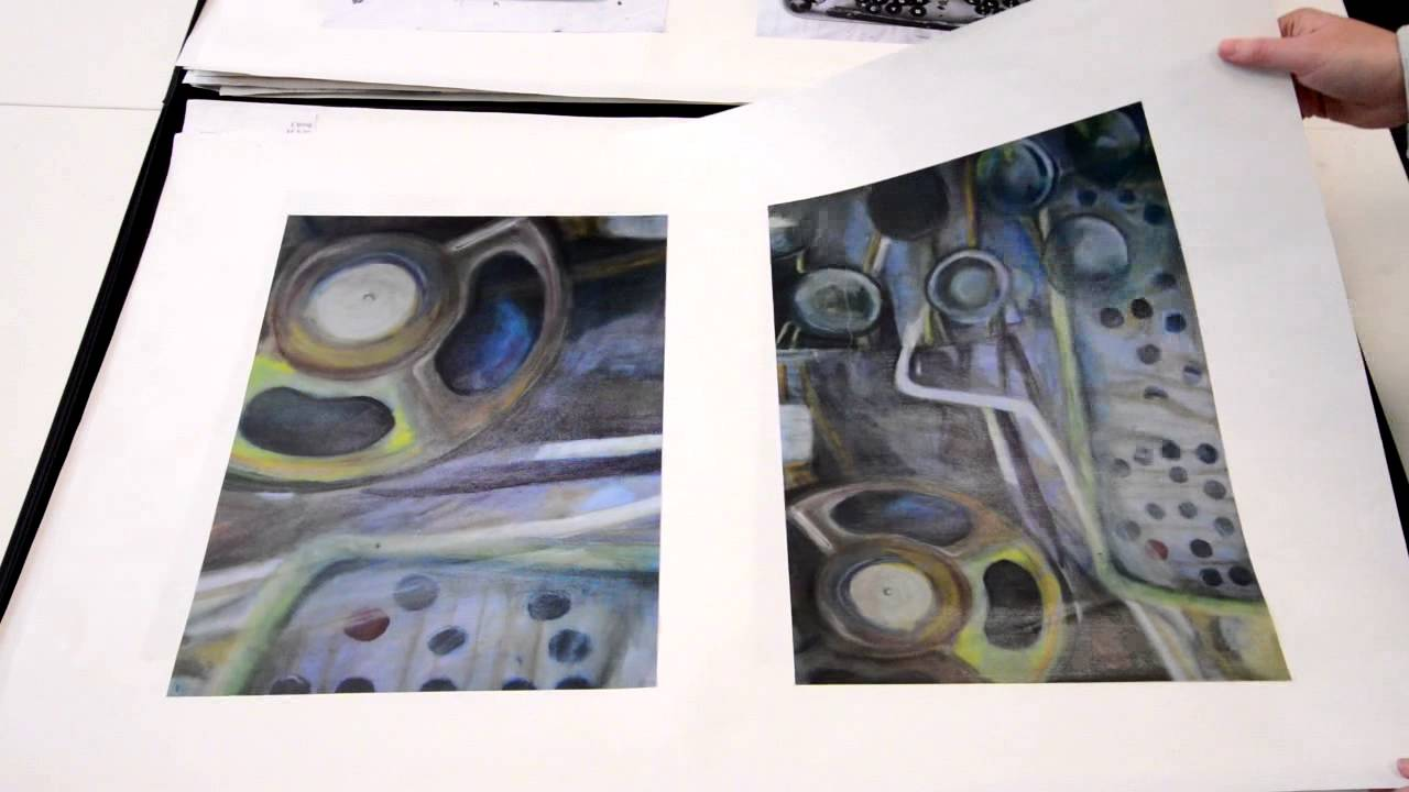 Foundation Diploma in Art and Design portfolio showcase 2 ...