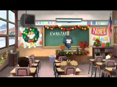 The Boondocks - Harambee Salute