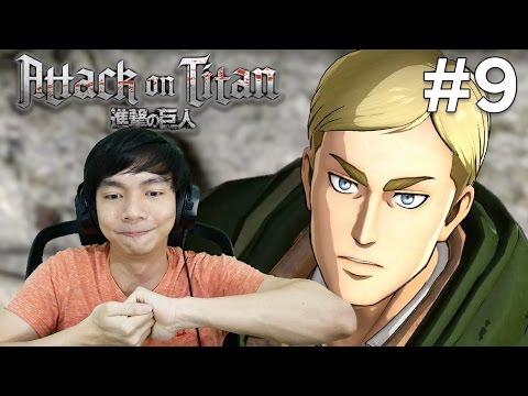 Menjalankan Perintah Erwin - Attack On Titan - Indonesia Gameplay #9