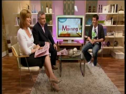 COLIN - ITV This Morning (Eamonn Holmes) interviews Marc