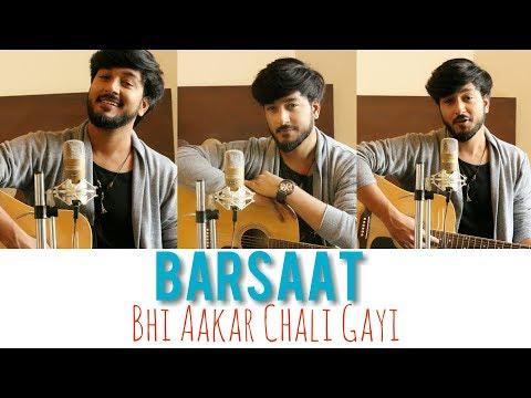 Barsaat Bhi Aakar Chali Gayi | Mere Saamne Wali Khidki | Unplugged | Padosan | Darpan Shah