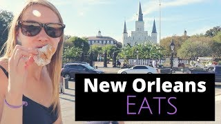 Video New Orleans Food Guide- Best Restaurants in New Orleans download MP3, 3GP, MP4, WEBM, AVI, FLV Juli 2018