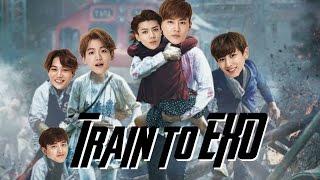 Train to EXO (If EXO were in Train to Busan)