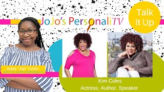 Celebrating Women's History Month with Kim Coles