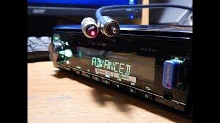 оптика+кокс (USB+BT) в Pioneer MVH-X580B