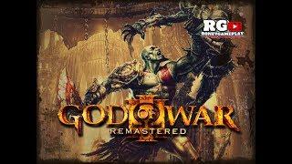 💥God Of War III Remastered #1 Início De Gameplay-O Homem,A lenda,Kratos.(Gameplay Ps4).