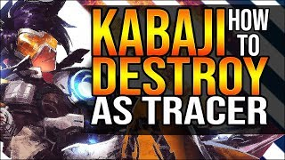 Kabaji Shows How to Destroy as Tracer [Season 12]