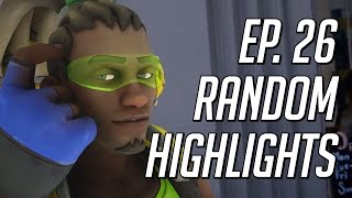 Random Overwatch Highlights - Episode 26