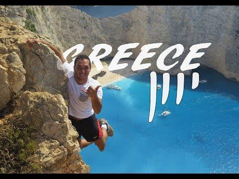 GREECE TRAVEL 2017 | טיול ביוון וזקינטוס