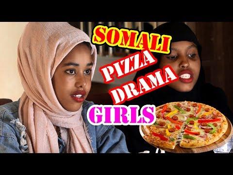 Somali Pizza Drama Girls | Somali Reality