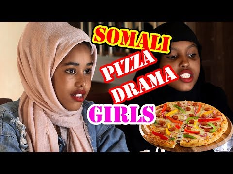 Somali Pizza Drama Girls | Somali Reality thumbnail
