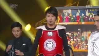개그콘서트 Gag Concert - 깐죽거리 잔혹사, 20141012