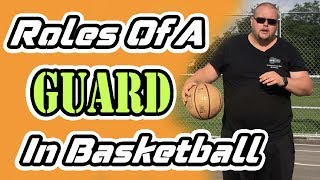 Roles of a Guard in Basketball | Positions in Basketball and Their Roles