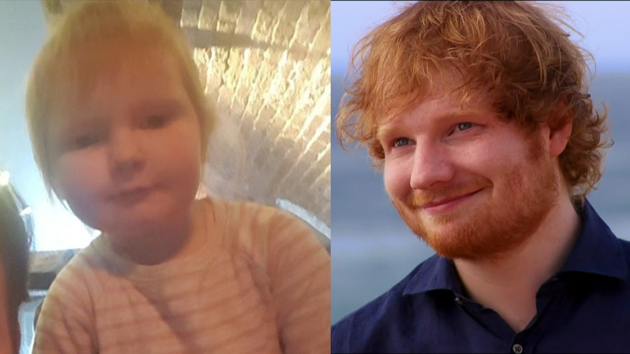 maxresdefault ed sheeran gives best reaction to baby lookalike youtube