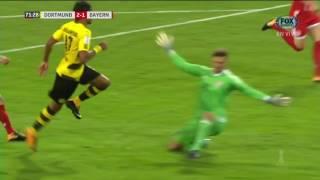 GOL: Borussia Dortmund 2-1 Bayern Munich