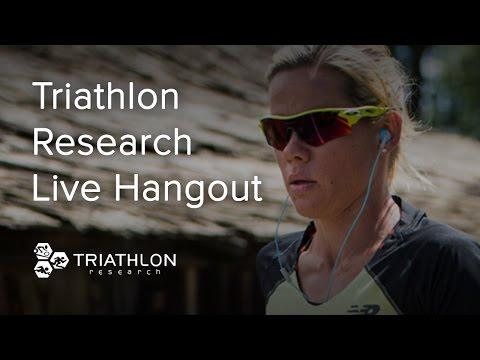 Triathlon Research Live Hangout