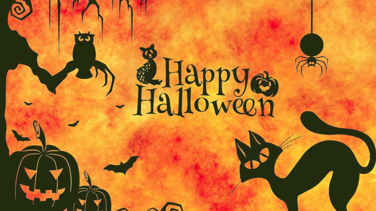 Halloween   Spooky Background Music - YouTube