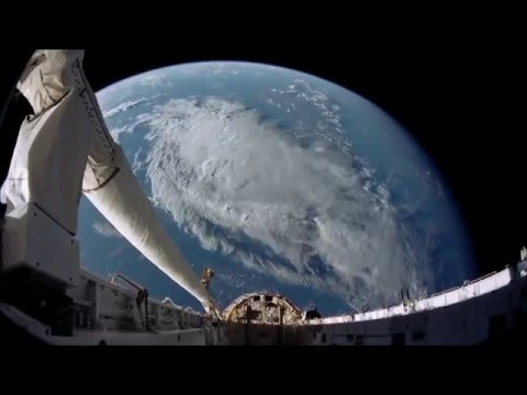 Planet Earth From Space: An Ascent