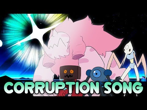 Understanding The Corruption Song Diamond Attack on Earth! - Steven Universe Theory