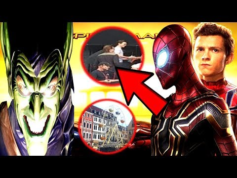 Spider-Man Far From LEAKED First LOOK At Jake Gyllenhaal REVEALED! Sinister Six Are Coming!