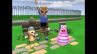 Summertime Buzz. Original tune by Jabba