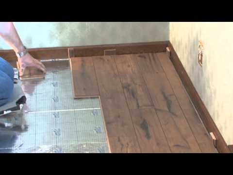 Lock N Place Laminate Flooring
