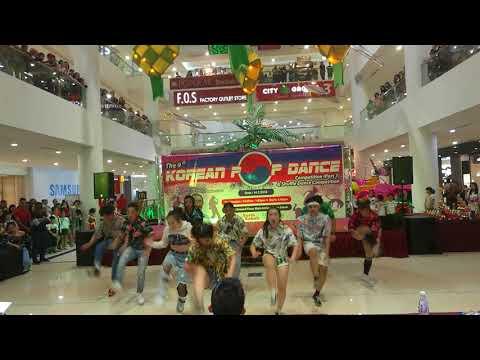 Borneo Rumble Kidz - Kpop PSY Napal Baji