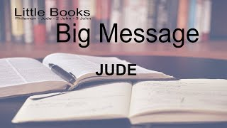 Little Books Big Message Jude